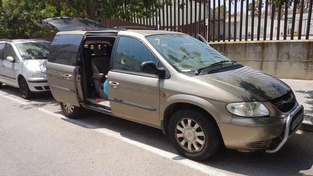 Chrysler Voyager 2003