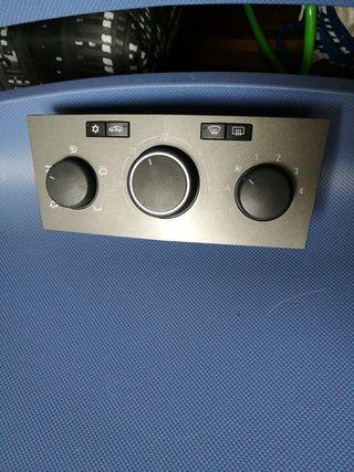 mando Climatizador manual Zafira b