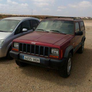 coche jeep cherokee 4.0 l 4x4
