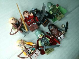Figuras compatibles con Lego