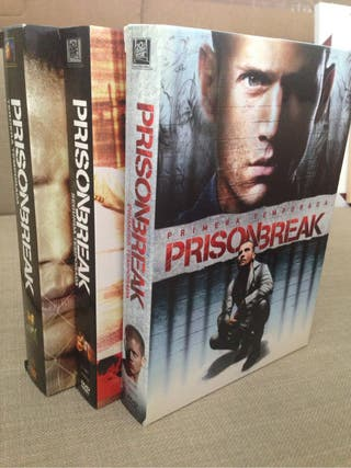 Prison Break serie DVD original