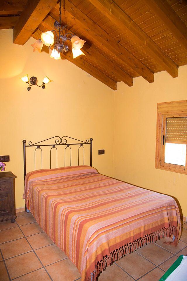 Casa en alquiler en pleno campo para fin de semana (Zalea, Málaga)