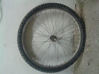 Rueda Bicicleta 24.