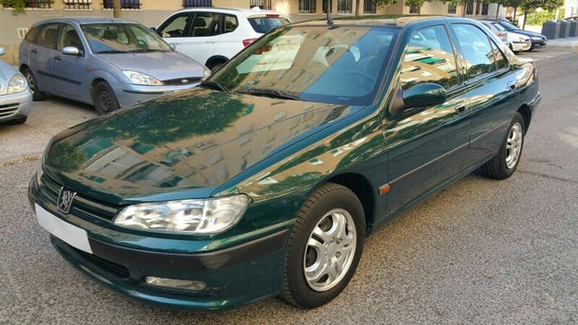 Peugeot 406 2.0HDI 110CV. 1999