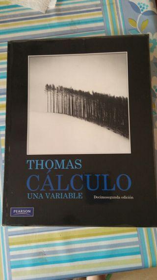 Thomas Cálculo una variable.