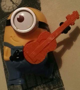 Juguete Muñeco Minion música
