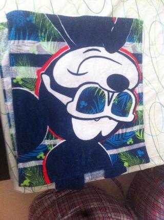 Capas Toalla Infantil Disney