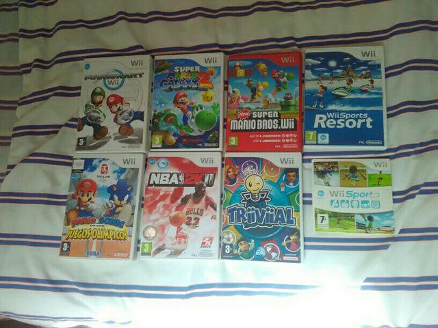 Juegos Wii De Segunda Mano Por 5 En Pozuelo De Alarcon En Wallapop