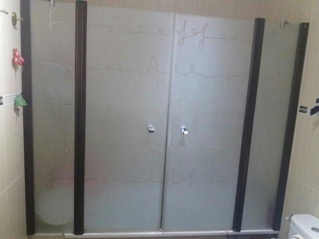 Mampara cuarto de baño de segunda mano por 199 € en Villafranca de ...