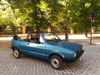 Volkswagen Golf Cabrio 1980