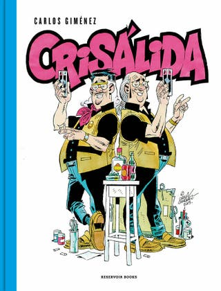 Comic Crisálida de Carlos Giménez