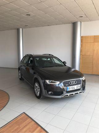 Audi A4 allroad 2014 diésel