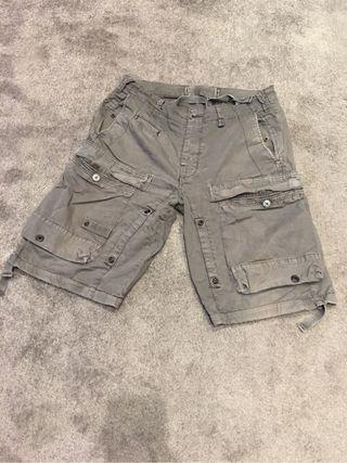 G-star pantalon corto cargo