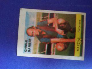 CROMO FINI LIGA 1975/1976 BARCELONA