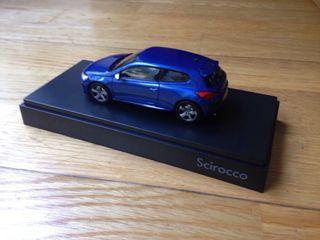 Miniatura VW Scirocco R 1/43
