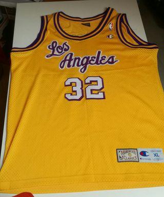Camiseta Lakers Magic Johnson