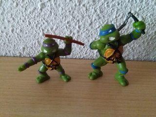 Tortugas ninja pvc figura