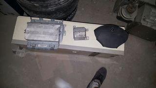 airbag clio 2000