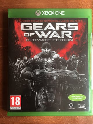 Gear Of Wars Ultimate Edition