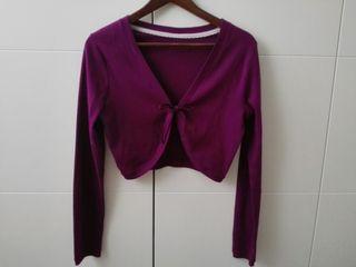 Torera violeta