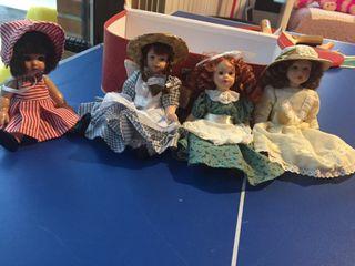 Muñecas mariquita perez