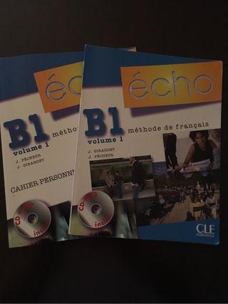 Nivel B1 Methode de Francais Echo