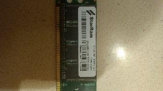 Memoria RAM 512MB DDR pc sobremesa