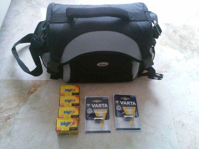 Cámara de fotos reflex Nikon F65- F65D