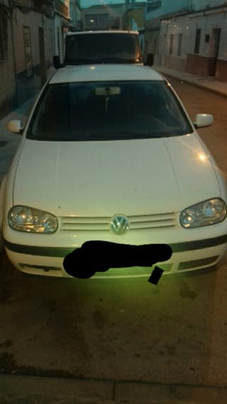 Volkswagen golf 1.6 gasolina