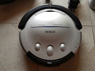Robot aspirador SOGO Piezas