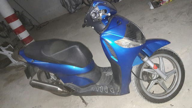 sh 125cc