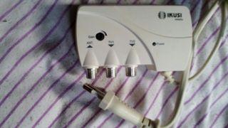 Amplificador de antena tdt