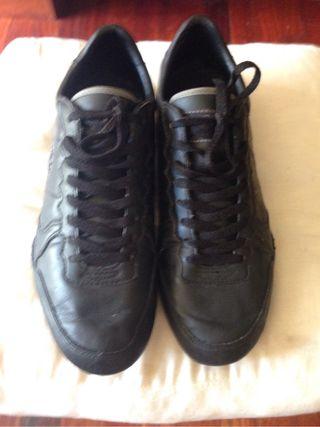 Zapatillas Kappa negras