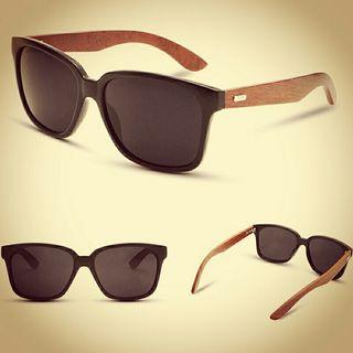 Gafas de Sol Negras Azules Verdes Marrones %50