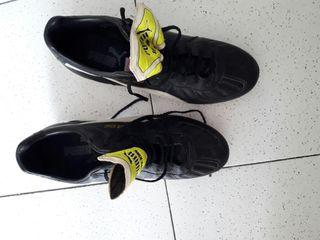 botas de taco