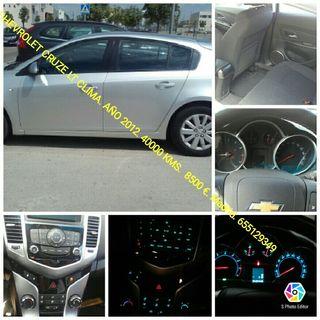 Chevrolet ltcruze 2012
