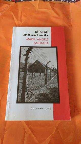 El violi d'Auschwitz, Maria Angels Anglada