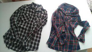 camisas de chica