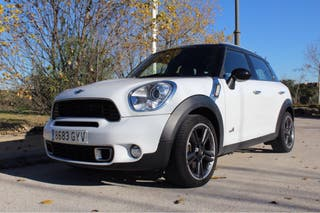 Mini Countryman Cooper S All 4 2011