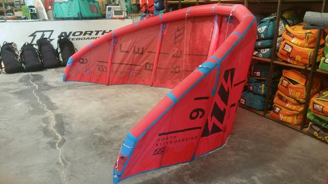 kite North Rebel 2016 6 metros