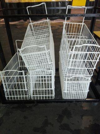cestas arcon congelador