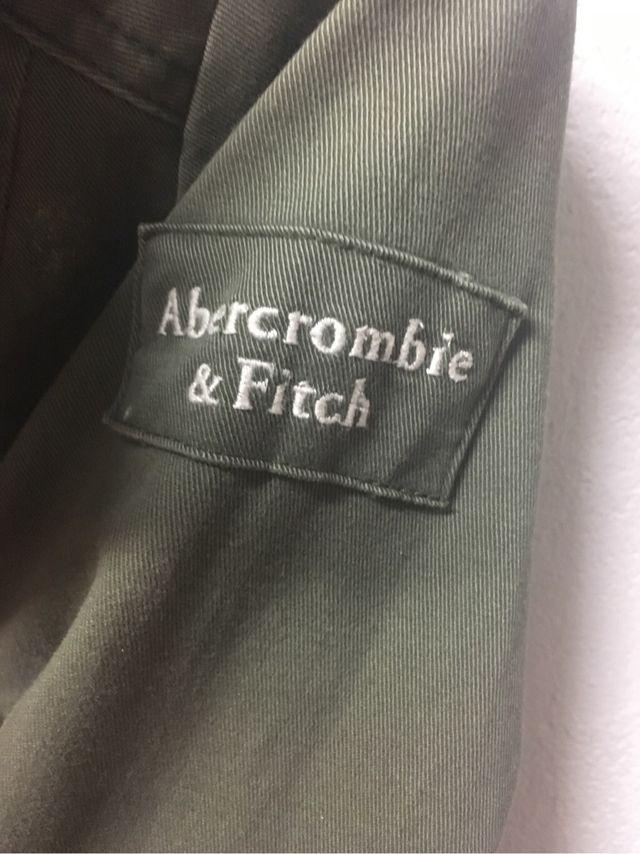 Cazadora Abercrombie & Fitch