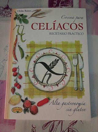 Libro recetas Celíacos de Rustika