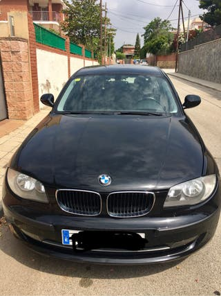 BMW Serie 1 116d 2011 ,coche