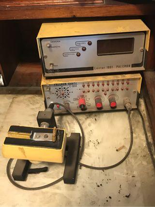 Controlador de marcha de reloj