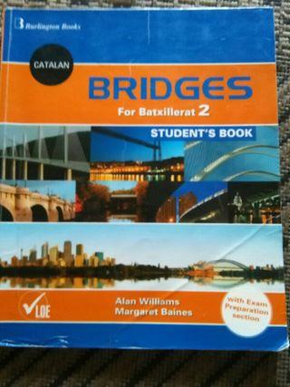 Libro Bridges 2° bachillerato