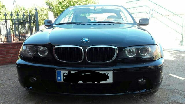 BMW Serie 3 2004 cd