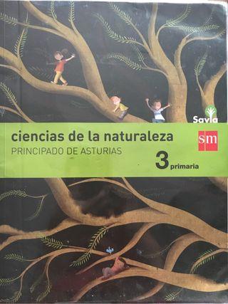 Ciencias Naturales 3 primaria