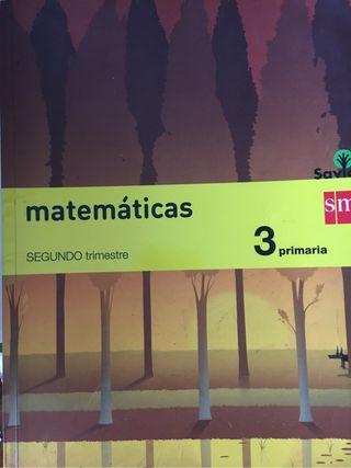 Matematicas 3 primaria SM