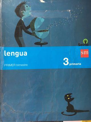 Lengua 3 primaria SM savia